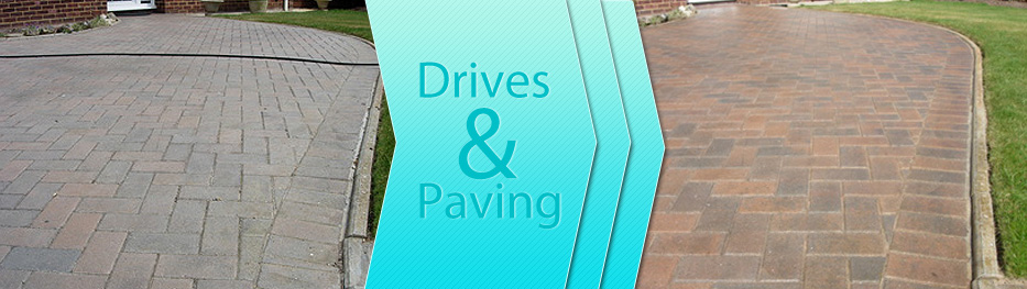 Drives and Paving