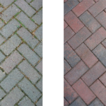 Paving Before and After